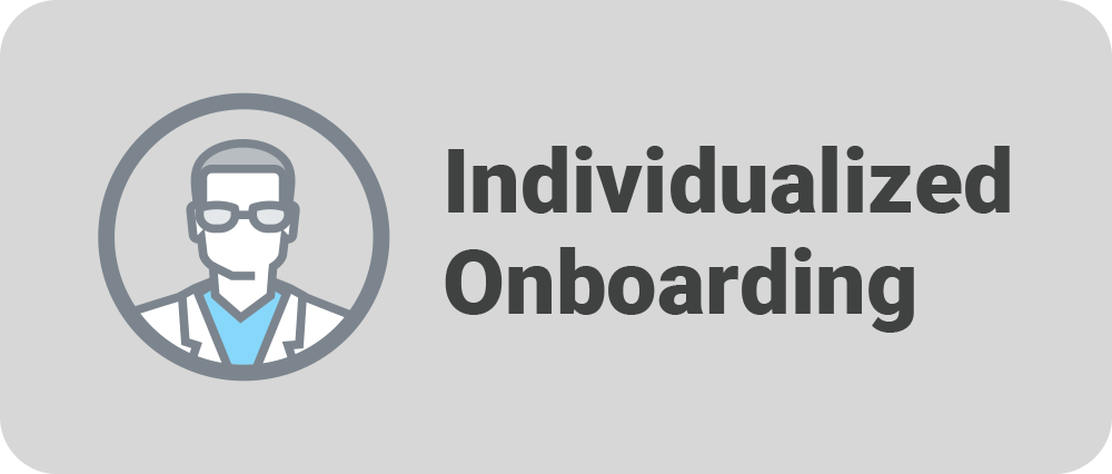 Individualized Onboarding